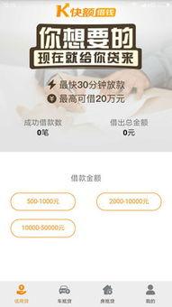 快额借钱app下载 快额借钱app手机版 v1.0 友情安卓软件站