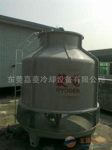 菱电冷却塔厂家 营口菱电25吨圆形冷却塔 阜新冷却塔批发