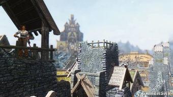 戏中的雪漫城和晨星城中的建筑规模和数量都有了巨大的提升,城市的...