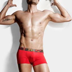 选择红色等艳色内裤的男人-男性养生 从内裤看穿男人的性爱年龄