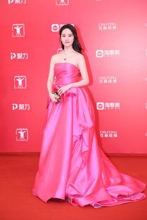 CHAUMET 刘亦菲 戏里戏外的三生三世