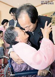 现年44岁的金泳南于1978年被朝鲜特工绑架,后与同样被绑架的日本...