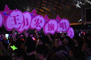 现场人山人海,QQ炫舞玩家在内场贵宾区就坐   据悉,王力宏