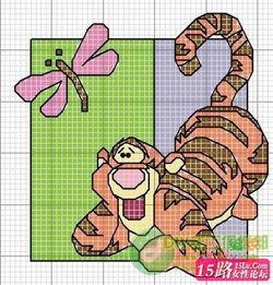 分享三岁左右女宝宝毛衣背心编织方法(附图解)