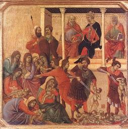 00年的作品《约瑟和马利亚带著耶稣   逃往埃及》』   光阴荏苒,约瑟...