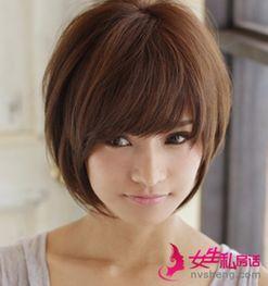 女生发型设计与脸型搭配 塑造女神范