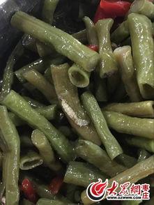 校食堂菜里吃出虫 学生称不敢去食堂吃饭