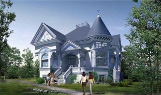 ...6年15万最新农村小别墅设计效果图