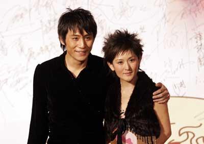 刘烨、谢娜(资料图片)-刘烨被曝酗酒成性 谢娜 不许任何人伤害他