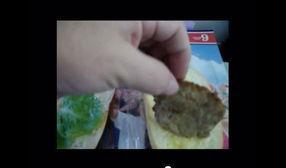 朝鲜高丽航空飞机餐曝光 朝鲜汉堡 被热议