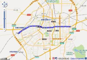 好消息 长春地铁2号线即将进入全线跑图时间 附线路图