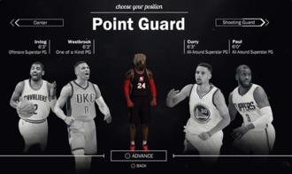 NBA2K17控球后卫怎么选择属性 NBA2K17控球后卫属性选择视频教程