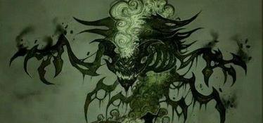 ...它只是古神亚煞极残存的邪恶灵魂能量-亚极煞之死 魔兽世界中上古...