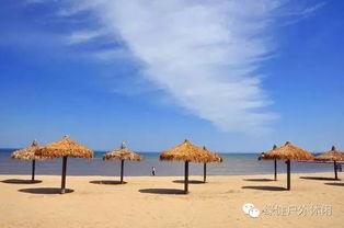 ...7月1日 2日东戴河御龙海湾度假 私家海滩 东戴河的五星 休闲二日游...