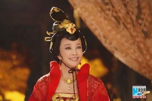 2011《武则天秘史》精彩剧照:刘晓庆版