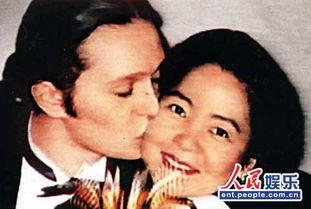 保罗陪伴邓丽君走到了人生的终点.这段感情或许是很纯粹的一段爱情...