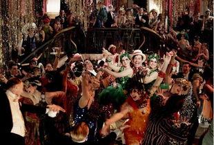 —浊者兀自沉沦—   与你回归盖茨比最狂热的舞会时刻