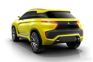 三菱发布纯电动SUV概念车 预示方向