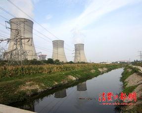 岗电厂最近的是西王楼村,该村一位康姓村民告诉记者,电厂建成后提...
