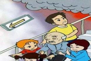 既然家庭火灾逃生这么困难,-你的不在意,很容易造成家庭火灾