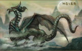 周年龙绝对是中西方结合的产物,... 我想这头龙名字叫暗黑应龙涅槃!...