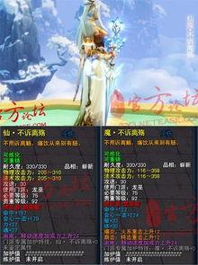 天下3 龙巫武器满属性展示