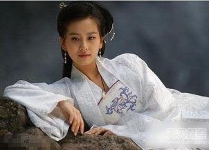 古龙小说里绝色女神 第一美少女竟是她