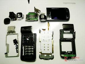 ...翻盖智能N93拆机图赏
