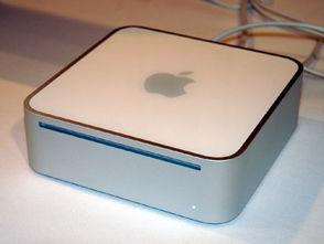 Mac Mini与iPod shuffle亮相中国