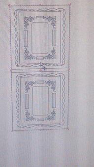 文泰雕刻如何把花纹线条连接到一处,就是从A点到B点不需要抬刀操作