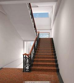 楼梯间-花岗岩图片大全效果图