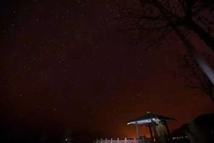 ...末就该去看浪漫星空 西安周边的七大观星圣地