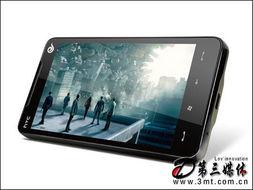 HTC手机: 电信双模版HD2,4.3寸屏HTC T9199欲破4K-电信双模版HD...