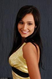 (来源:百度)-2010波兰小姐最新写真 甜美可人