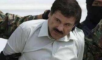 墨西哥毒品大亨古兹曼   乔奎恩.古兹曼是墨西哥最大的毒品大亨,专门...