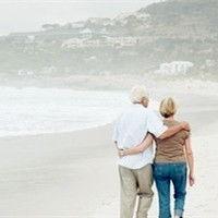 老年人情侣头像,幸福到白头的老人情侣头像26P