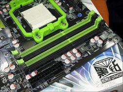 fd78a19e0002498e-致铭 ZM-A890FX-G提供了4组DDR3内存插槽,并以绿色和黑色区分通...
