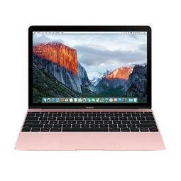 2017年新款Apple MacBook 12英寸笔记本电脑 四色可选