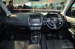 三菱ASX劲炫先进口 进口版配2.0L发动机