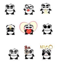 熊猫烧香表情包下载 熊猫烧香QQ表情包下载 当易网