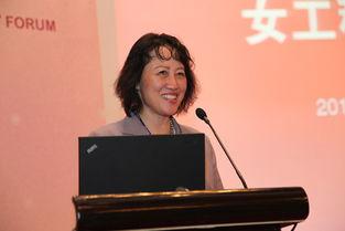 ...工程学会秘书长李若梅博士主持会议-共议女工程师发展