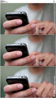 玩手机打字