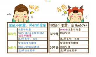 中国移动发布不限流量套餐 对飚联通电信