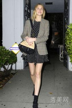 时尚街拍 欧美街拍春意盎然 时髦外套随意混搭