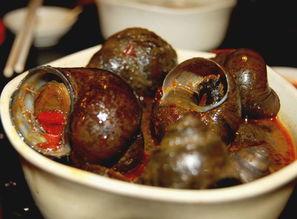 田螺的做法 炒田螺的做法视频 重庆名小吃辣子田螺的做法