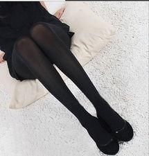 ...14新款 爆版80D天鹅绒黑色肤色连体裤袜 热卖丝袜打底裤袜