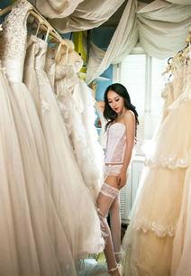 ...婚纱的极品新娘高跟鞋丝袜美臀诱惑人体艺术写真图片合集 美女写真 ...