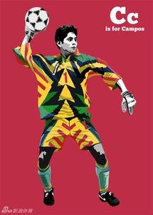 掌之槛 插图-精美插画 F就是足球
