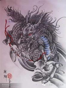 麟迹-菩萨,麒麟手稿,参考图