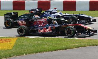 ...凯轮前二 三辆赛车争先